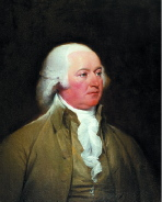 John Adams portrait by .